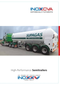 Flyer Semi-Trailer 2019 cover